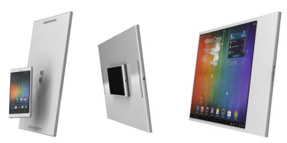 NexPhone Concept, Ένα όλα σε ένα smartphone με πολλαπλές χρήσεις