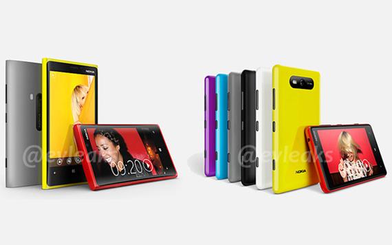 Nokia 920 PureView και 820, Διαρρέουν φωτογραφίες και στοιχεία στο Twitter