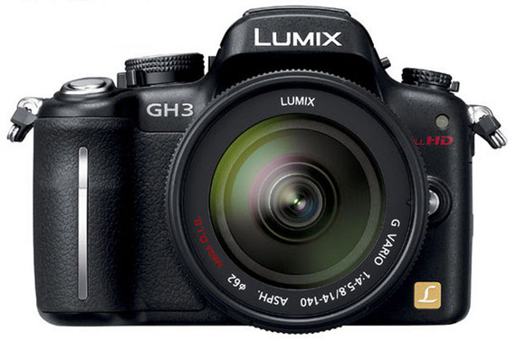 Panasonic Lumix GH3, Το πρώτο video προτού να ανακοινωθεί επίσημα