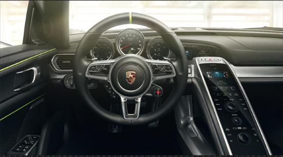 Porsche 918 Spyder, Είναι πανέμορφο και οικολογικό και βάζει φωτιά στο δρόμο