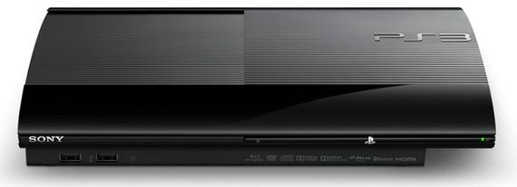 Sony PS3 super slim, Το νέο PS3