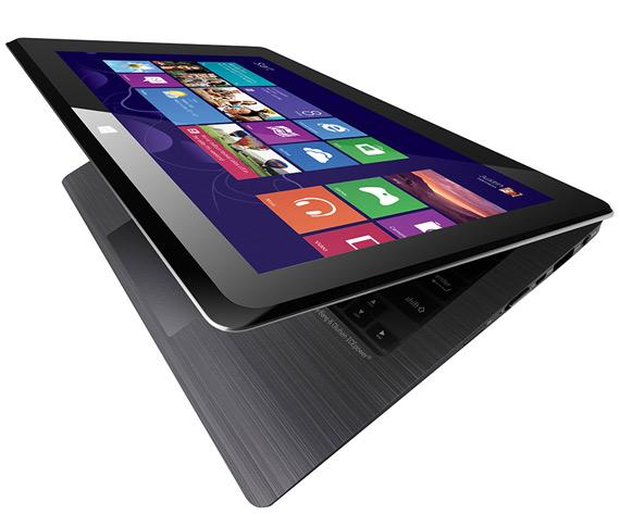 ASUS Taichi, Ultrabook με διπλή οθόνη αφής και Windows 8