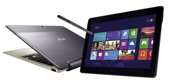 ASUS VivoTab Family, Windows 8 tablets με επεξεργαστές NVIDIA και Intel