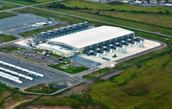 Φωτογραφίες από τα data center της Google [News & Views]