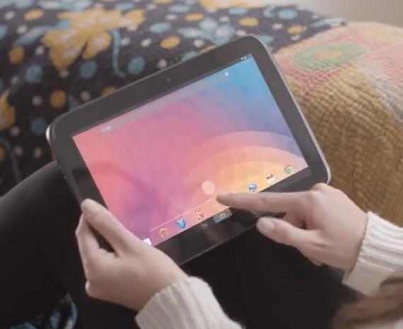 Google Nexus 10, Επίσημο βίντεο