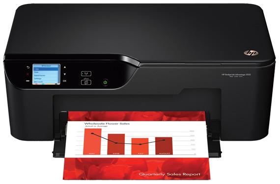 HP 3525 All in One, Ένας εκτυπωτής για όλες τις δουλειές στο σπίτι και όχι μόνο