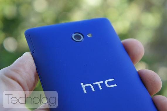 HTC 8X φωτογραφίες hands-on