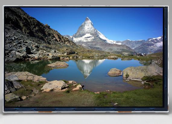 Japan Display, Ξεκίνησε την παραγωγή οθονών για tablet με 178 μοίρες γωνία θέασης