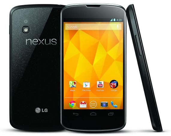 LG Nexus 4, To πρωτο επισημο βιντεο