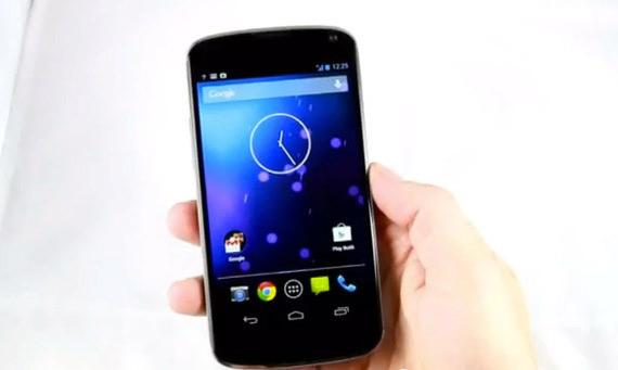 LG Nexus 4 μικρό βιντεάκι hands-on