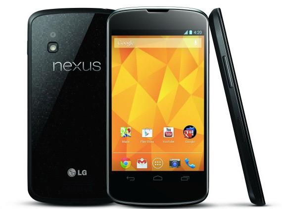LG Nexus 4 πλήρη τεχνικά χαρακτηριστικά και αναβαθμίσεις