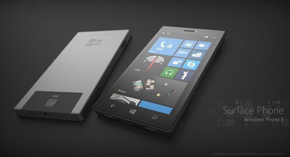 Microsoft Surface Phone, Smartphone με Windows Phone 8 [φήμες]