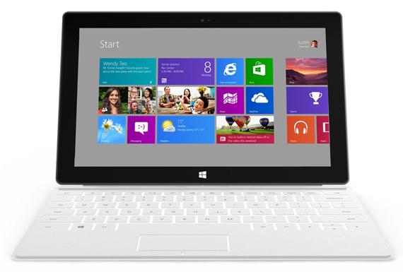 Microsoft Surface, Η οθόνη του είναι καλύτερη για διάβασμα από αυτή του iPad