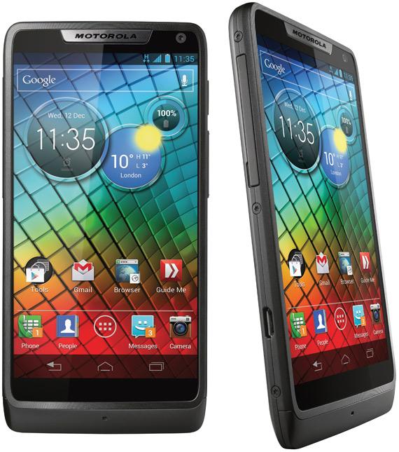 Motorola RAZR i, Η τιμή του στη Γαλλία είναι 399 ευρώ