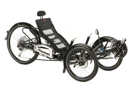 HP Velotechnik Scorpion fs 26 S-Pedelec, Αναδιπλούμενο ηλεκτρικό τρίκυκλο-όνειρο!