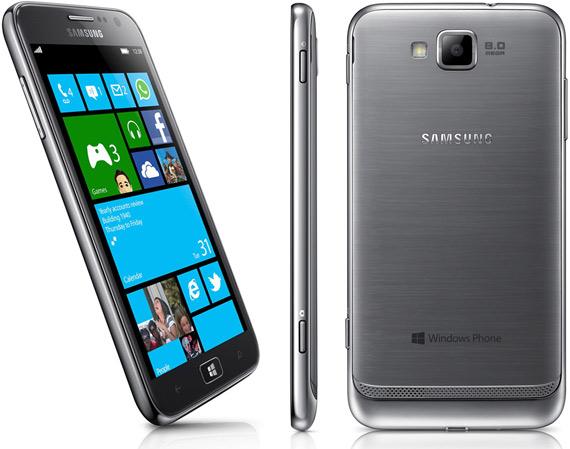 Samsung ATIV S πλήρη τεχνικά χαρακτηριστικά