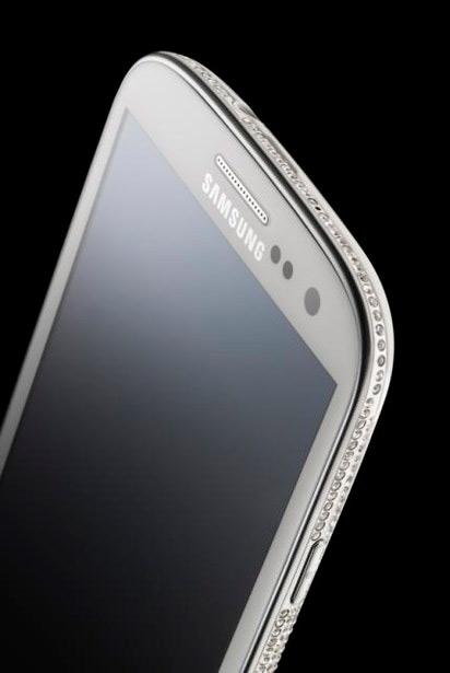 Samsung Galaxy S III Swarovksi edition με 2.650 ευρώ