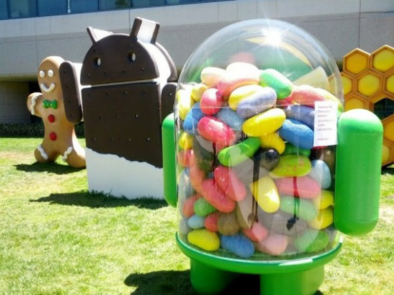 Sony Xperia 2012: Xperia S, Xperia P και Xperia Go θα αναβαθμιστούν σε Android 4.1 Jelly Bean