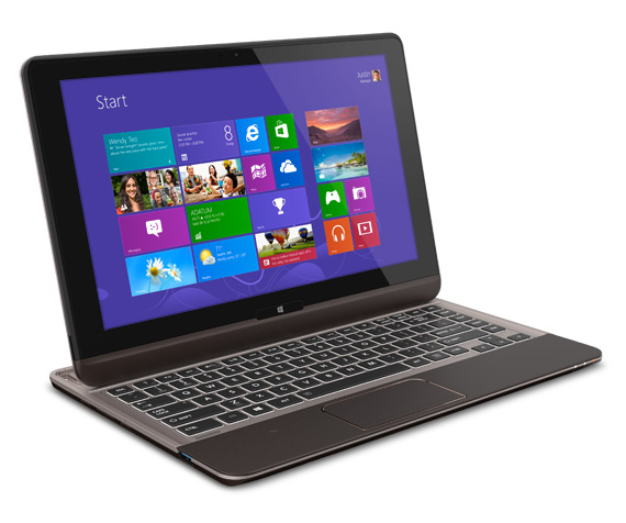 Toshiba Satellite U925t, Υβριδικό Windows 8 Ultrabook με τιμή 1.150$