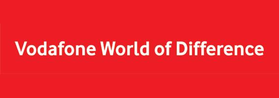 Vodafone World Of Diference, Πρόγραμμα κοινωνικής συνεισφοράς