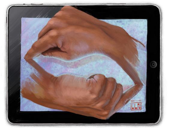 iPad mini, Οι διαφημιστές βλέπουν θετικά την παρουσίαση μίας μικρότερης ταμπλέτες