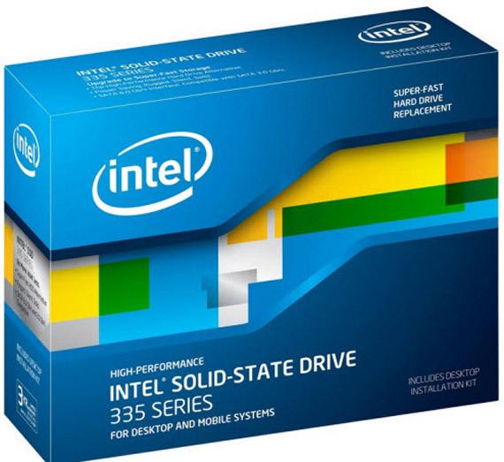 Intel SSD 335, Ο πρώτος flash δίσκος με αρχιτεκτονική 20 nanometers