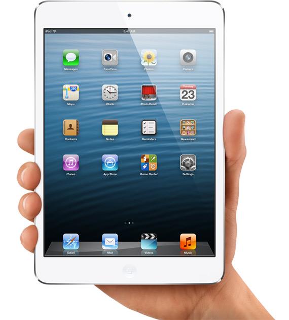 iPad Mini, Επίσημα με οθόνη 7.9 ίντσες και τιμή 329$