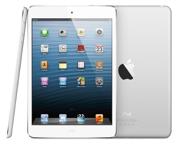 iPad mini πλήρη τεχνικά χαρακτηριστικά και αναβαθμίσεις