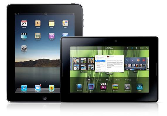 Τα iPad θα υπερισχύσουν των BlackBerry στο γραφείο μέχρι το 2014