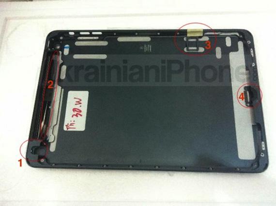 iPad Mini, Αλλαγή σχεδιασμού επιβάλλει παύση της παραγωγής;