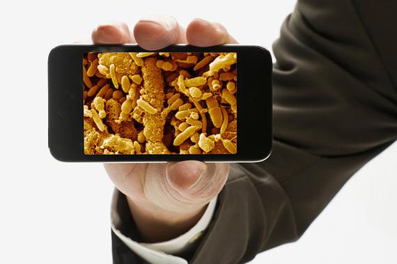 Smartphones και βακτήρια, Μήπως πρέπει να προσέχουμε λίγο περισσότερο την καθαριότητα;