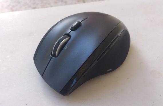 Κερδίστε Logitech Marathon mouse 705, Διαγωνισμός on-the-fly