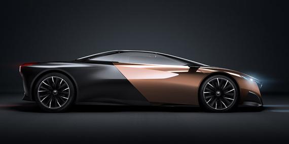 Peugeot Onyx Concept, Ένα... διαστημόπλοιο δρόμου από τη Γαλλία