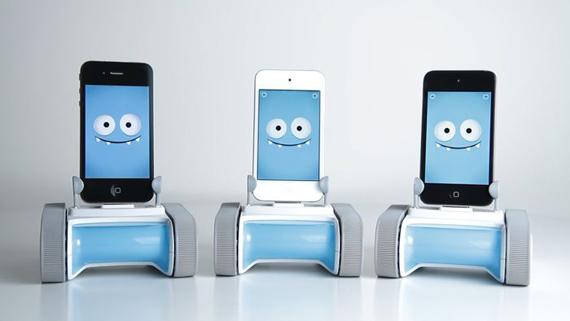 Romotive Romo, Το ρομπότ που έχει για εγκέφαλο το iPhone