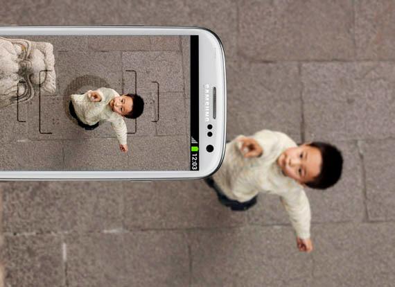 ThrowMeApp, Πέτα το κινητό σου στον αέρα! [application]