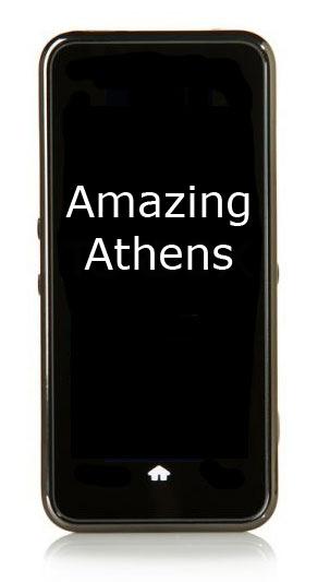 Amazing Athens, Ο επίσημος τουριστικός οδηγός της Αθήνας για smartphones και tablets