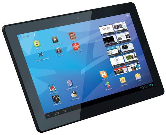 Archos Arnova FamilyPad 13.3, Tablet με οθόνη 13.3 ίντσες και τιμή 300 ευρώ