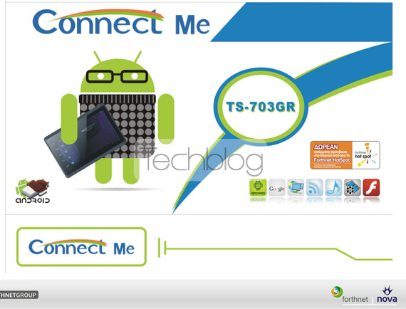 Connect Me TS-703GR