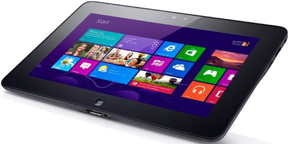 Dell Latitude 10, Windows 8 Pro tablet με αποσπώμενη μπαταρία