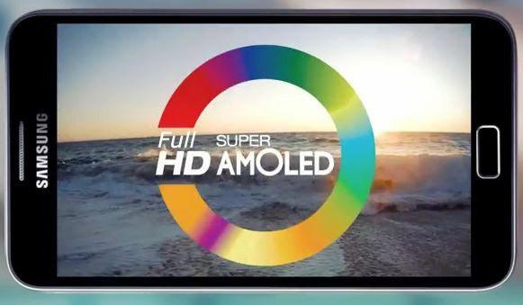 Samsung οθόνη Super AMOLED 4.99 ιντσών Full HD με 441 ppi [φήμες]