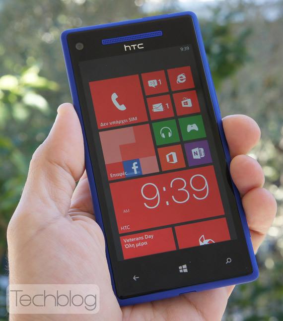 HTC, Ανάκαμψη στα έσοδα λόγω των Windows Phone 8 smartphones