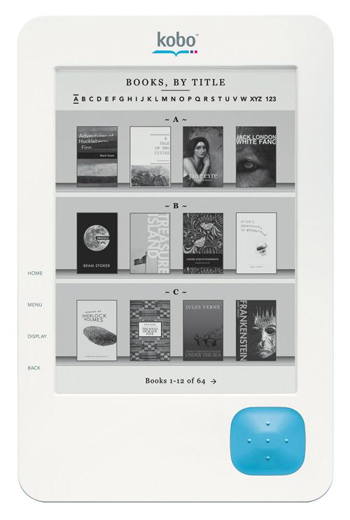 eBook readers, Μειωμένο το ενδιαφέρον λόγο των 7ιντσων tablets
