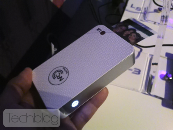 LG NFC φορητός εκτυπωτής
