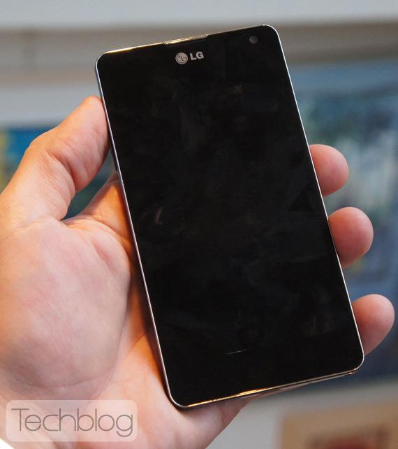 LG Optimus G πρώτη επαφή [hands-on video και φωτογραφίες]