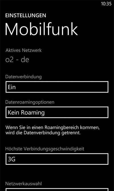 Nokia Lumia 920, Συγκεκριμένα γερμανικά μοντέλα κάνουν μόνα τους επανεκκίνηση
