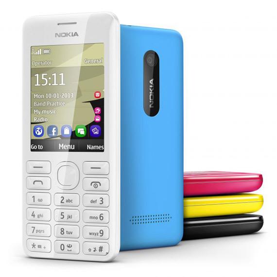 Nokia Asha 205 και Nokia Asha 206, Η μπαταρία τους κρατάει πολύ