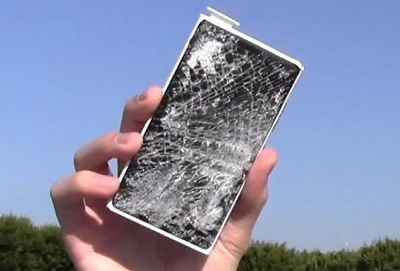 Nokia Lumia 920, Ένα αλλιώτικο teardown video