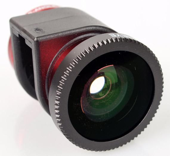 Olloclip, Φακοί αξεσουάρ για την κάμερα του iPhone 5