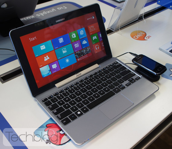 Samsung ATIV Smart PC video και φωτογραφίες hands-on