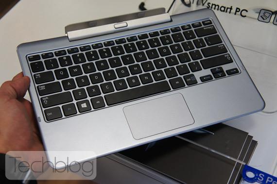 Samsung ATIV Smart PC video και φωτογραφίες hands-on